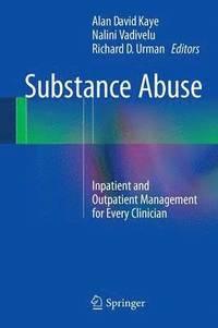 Substance Abuse (inbunden)