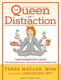 The Queen of Distraction (h�ftad)
