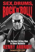 Aronoff Kenny Sex Drums Rock 'n' Roll HB Bam Book