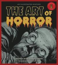 The Art of Horror (h�ftad)