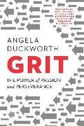 Grit: The Power of Passion & Perseverance