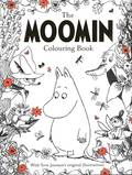 The Moomin Colouring Book