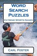 Word Search Puzzles: Extreme Sports Names