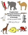 English-Dari Bilingual Children's Picture Dictionary of Animals