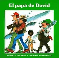 El Papa de David = David's Father (inbunden)