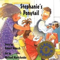 Stephanie's Ponytail (inbunden)