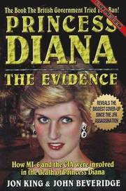 Princess Diana -- The Evidence (h�ftad)