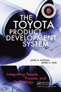 The Toyota Product Development System (inbunden)