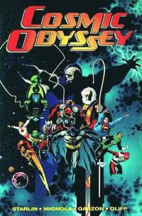 Cosmic Odyssey (h�ftad)
