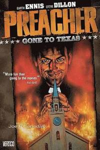 Preacher Gone to Texas (h�ftad)
