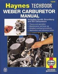 Weber Carburettor Manual (inbunden)