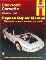 Chevrolet Corvette (1984-1996) Automotive Repair Manual (h�ftad)