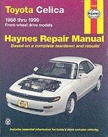 Toyota Celica FWD Automotive Repair Manual (h�ftad)