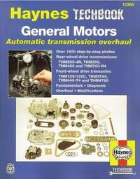 General Motors Automatic Transmission Overhaul Manual (h�ftad)