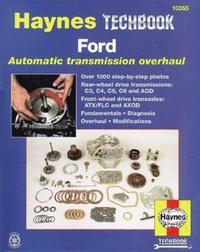 Ford Automatic Transmission Overhaul Manual (h�ftad)