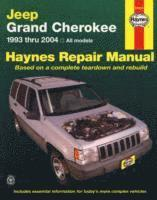 Jeep Grand Cherokee 1993 - 2004 All Models (h�ftad)