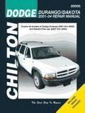 Dodge Drango/Dakota Automotive Repair Manual
