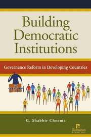 Building Democratic Institutions (h�ftad)