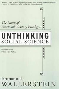 Unthinking Social Science (kartonnage)