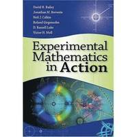 Experimental Mathematics in Action (inbunden)