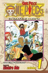 One Piece: v. 1 Romance Dawn (pocket)