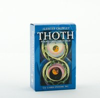 Aleister Crowley Thoth Tarot (h�ftad)