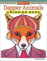 Dapper Animals Coloring Book (häftad)