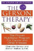 The Gerson Therapy (h�ftad)