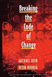 Breaking the Code of Change (inbunden)