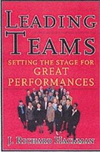 Leading Teams (inbunden)