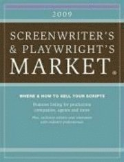 Screenwriter's And Playwright's Market (inbunden)