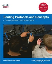 Routing Protocols and Concepts: CCNA Exploration Companion Guide Book/CD Package (h�ftad)