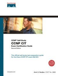 CCNP CIT Exam Certification Guide (CCNP Self-Study, 642-831) (inbunden)
