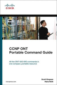CCNP ONT Portable Command Guide (h�ftad)