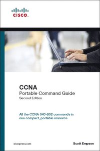 CCNA Portable Command Guide 2nd Edition (h�ftad)