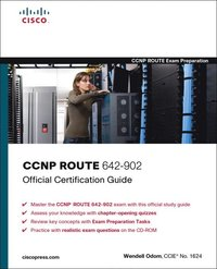 CCNP ROUTE 642-902 Official Certification Guide Book/CD Package ()