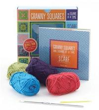 Granny Squares, One Square at a Time