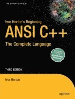 Ivor Horton's Beginning Ansi C++ The Complete Language 3rd Edition (inbunden)