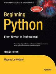 Beginning Python: From Novice to Professional 2nd Edition (h�ftad)