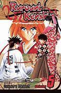 Rurouni Kenshin: v. 5 (h�ftad)