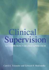 Clinical Supervision (inbunden)
