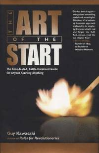 The Art of the Start (inbunden)