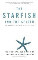 The Starfish and the Spider (h�ftad)