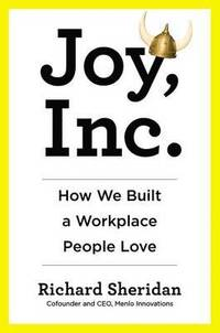 Joy, Inc.: How We Built a Workplace People Love (inbunden)