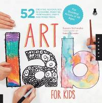 Art Lab For Kids (h�ftad)