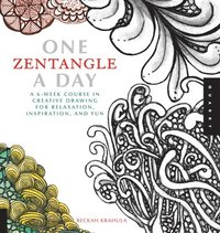One Zentangle a Day (h�ftad)