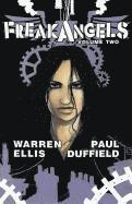 Freakangels: v. 2 (h�ftad)