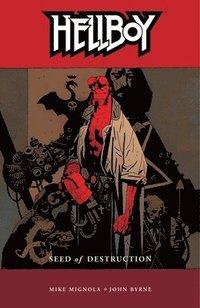 Hellboy: Volume 1 Seed of Destruction (h�ftad)