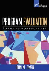 Program Evaluation (h�ftad)