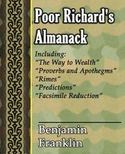 Poor Richard's Almanack (h�ftad)